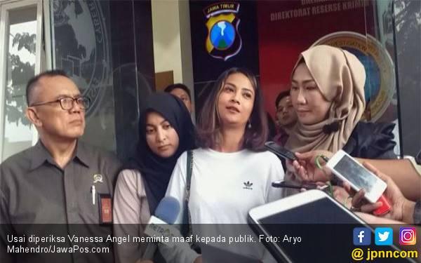 Kasus Vanessa Angel, Rekening Tantri Diblokir - JPNN.com