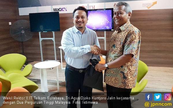 ITTS Jalin Kerja Sama dengan Dua Perguruan Tinggi Malaysia - JPNN.com