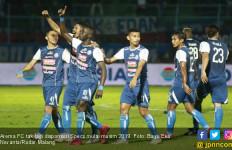 Arema FC Pastikan Gandeng Apparel Baru Musim Depan - JPNN.com