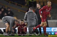 Liverpool Kalah Lagi - JPNN.com