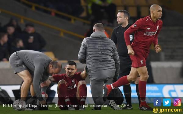 Liverpool Keropos di Lini Belakang - JPNN.com