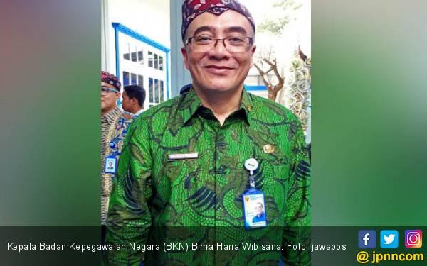Kepala BKN Sebut Formasi Penerimaan PPPK 2019 Terbatas - JPNN.com