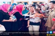 Ipemi Kunjungi Korban Bencana Tsunami Selat Sunda - JPNN.com