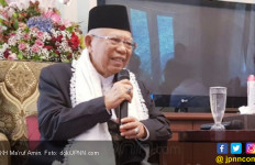 Ma'ruf Amin: Prabowo Bagus, Jokowi Lebih Bagus - JPNN.com