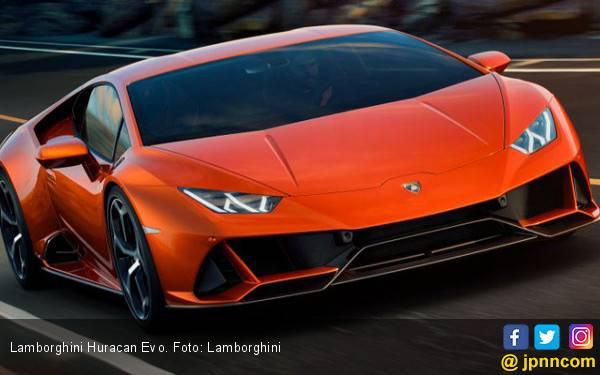 Bawa Fitur Baru, Lamborghini Huracan Evo Berbanderol Rp 2 M - JPNN.com