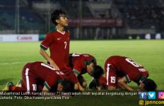 Piala AFF U-22: Luthfi Dedikasikan Gol Tunggalnya untuk Rakyat Indonesia - JPNN.com