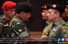 Panglima Pimpin Sertijab Kapuspen TNI - JPNN.com
