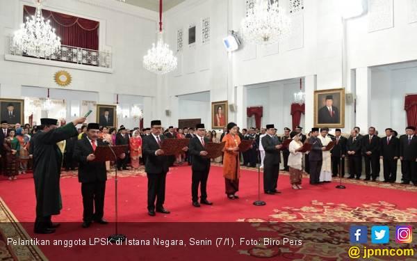 Sah, Hasto Pimpin LPSK Periode 2019-2024 - JPNN.com