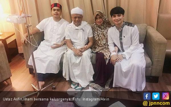 Ustaz Arifin Ilham ke Penang, Diiringi Kalimat Thayyibah - JPNN.com