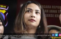 Vanessa Angel Resmi Ditahan Polda Jatim - JPNN.com