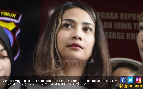 Vanessa Angel: Saya Tidak Mau Ngomong, Semua Terserah - JPNN.com