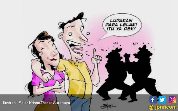 Kisah Pilu Punya Istri Pengkhianat Perajut Cinta Segi Empat - JPNN.com