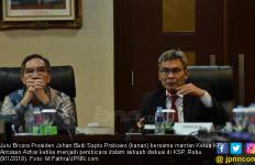Pimpinan KPK Diteror, Begini Respons Istana - JPNN.com