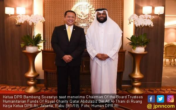 Ketua DPR Berharap Blokade Terhadap Qatar Segera Selesai - JPNN.com