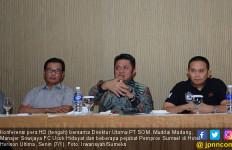 HD Pastikan Keluarga Tak Boleh Masuk Pengurusan Sriwijaya FC - JPNN.com