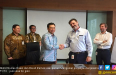 Petronas dan Repsol Garap Wilayah Kerja Sakakemang - JPNN.com