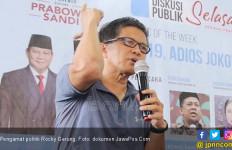 Merasa Dungu, Hasto Tak Bisa Pahami Rocky Gerung Hina Agus Salim - JPNN.com