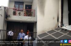 Buru Pelempar Bom Molotov di Rumah Laode, Polisi Sita 4 CCTV - JPNN.com