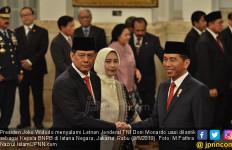 Doni Monardo Resmi Pimpin BNPB - JPNN.com