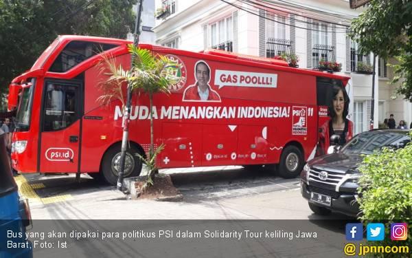 Solidarity Tour PSI demi Kemenangan Jokowi - JPNN.com