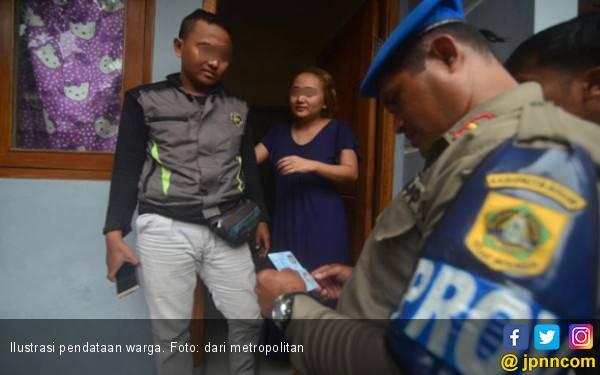 Satpol PP Kabupaten Bogor Jaring 1.200 PSK - JPNN.com