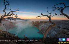 Siap-Siap, Wisata Alam Kawah Ijen akan Dibuka Kembali - JPNN.com