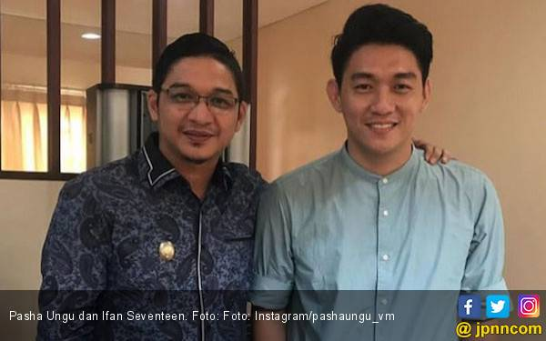 Pasha Ungu: Ifan Seventeen Sehat dan Mulai Bisa Tersenyum - JPNN.com