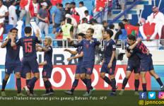Thailand Izinkan Gelar Pertandingan Olahraga Tanpa Kontak Fisik, Sepak Bola Belum - JPNN.com