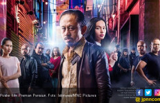 Baru Sepekan Tayang, Film Preman Pensiun Tembus 579 Ribu Penonton - JPNN.com