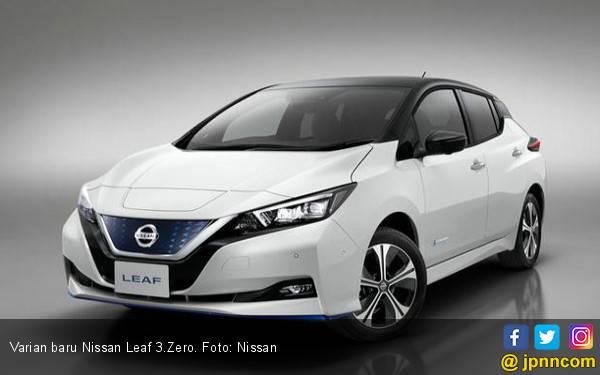 Nissan Kenalkan Varian Baru Leaf - JPNN.com