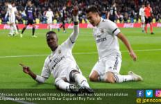 Akhirnya, Real Madrid Raih Kemenangan Pertama Tahun Ini - JPNN.com