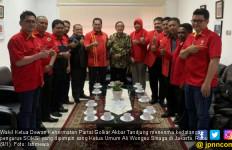 Akbar Tandjung Minta SOKSI All Out Menangkan Golkar & Jokowi - JPNN.com