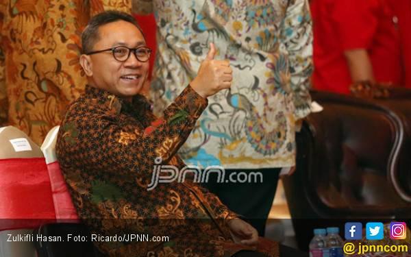 Nah, Ketum PAN Setuju Jokowi dan Prabowo Bertemu - JPNN.com