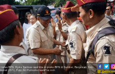 Djoko Santoso Anggap Karangan Bunga PDIP Lambang Kematian - JPNN.com