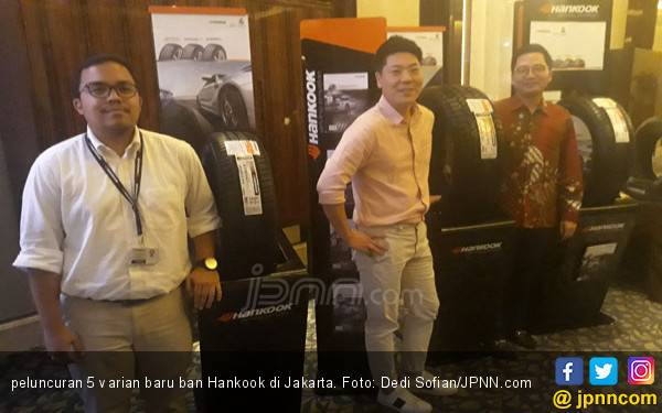 Hankook Tambah 5 Pilihan Baru Ban MPV Hingga SUV - JPNN.com