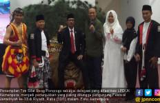 Kolaborasi Silat Meriahkan Penutupan Festival Janadriyah - JPNN.com