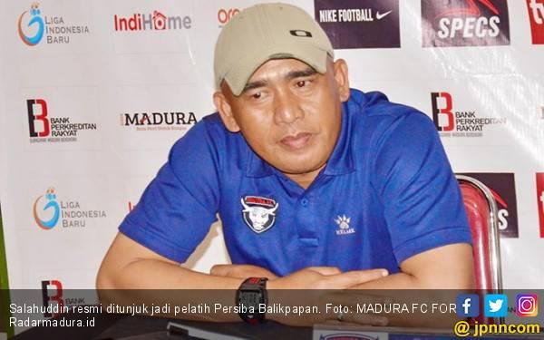 Persiba Balikpapan Aroma Madura FC - JPNN.com