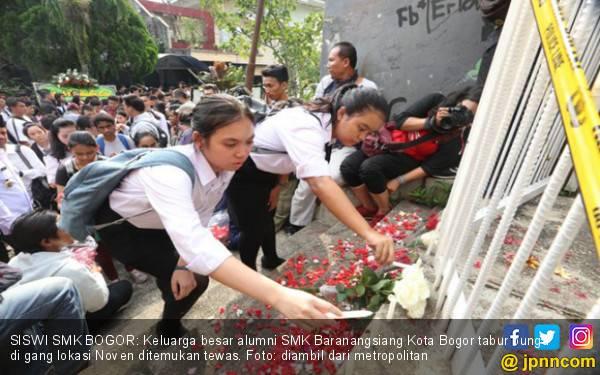 Pembunuh Siswi SMK Bogor Masih Berkeliaran, S Cuma Saksi - JPNN.com