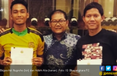 Pamit dari Arema FC, Bagas Adi Berlabuh ke Bhayangkara FC - JPNN.com