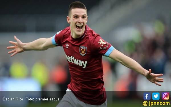 Pemain 19 Tahun jadi Bintang Laga West Ham vs Arsenal - JPNN.com