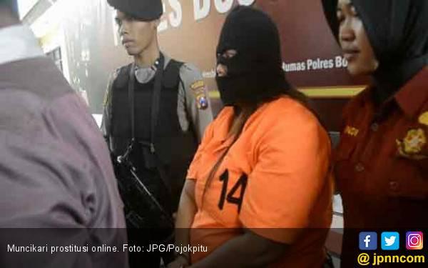 Muncikari Prostitusi Online Kadang Jual Gadis Rp 1 Juta - JPNN.com