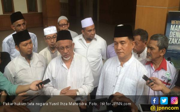Yusril Soroti Kemenkumham yang Tak Bangun Lapas Baru Lagi - JPNN.com