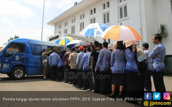 Pemda Tunggu Aturan Teknis Rekrutmen PPPK - JPNN.com