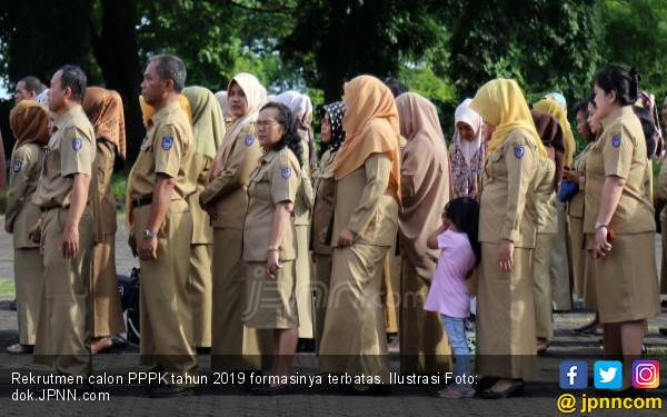 Dua Daerah Ini Cuma Dapat Kuota PPPK 209 Orang, Ratusan Honorer Gigit Jari - JPNN.com
