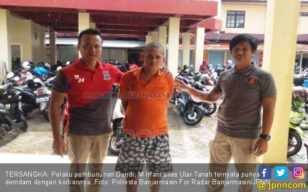 Cara Irfan Bunuh Dendi Sangat Kejam, Sadis, Bengis! - JPNN.com