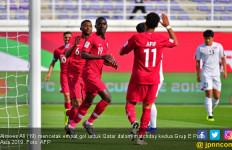 Piala Asia 2019: Striker Qatar Ukir Rekor 4 Gol Tercepat - JPNN.com