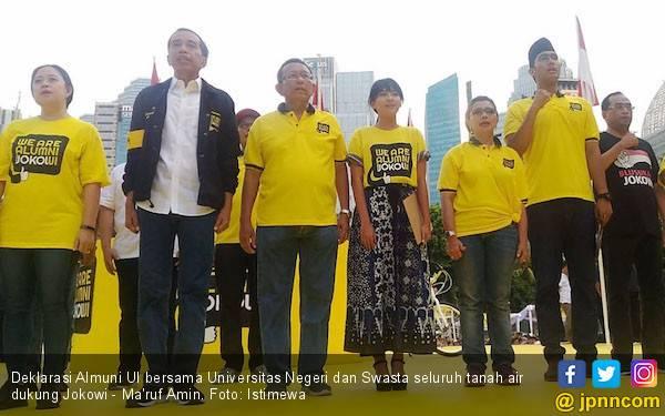Alumni UI Nilai Jokowi itu Man of Action - JPNN.com