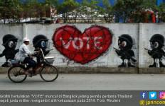 Terungkap, Begini Modus Politik Uang di Pemilu Thailand - JPNN.com