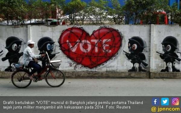 Thailand Semringah Menyambut Kembalinya Demokrasi - JPNN.com