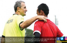 Milo Minta Arema FC tak Anggap Remeh Persita Tangerang - JPNN.com